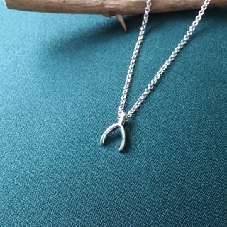 Bone・Necklace Sterling Silver