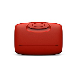 Capsul Case - Fire Engine RED