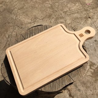 Wood for kitchen chopping board - beech section