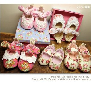[Pure hand-made] in preterm children 1-3 years old ˙ classical elegance toddler shoes, indoor shoes, warm shoes