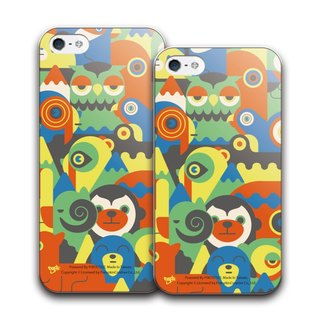 PIXOSTYLE iPhone 5 / 5S Style Case protective shell tide 213