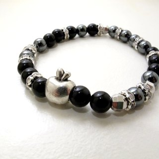 Deep temperature hemoptysis apple hand made ore bracelet