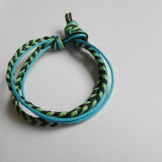Change thousands / hand-woven bracelet