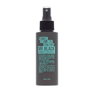 Mr.BLACK Cotton and Linen Refresh 棉質與棉麻清香噴霧 125ml