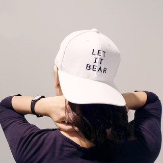 LET IT BEAR, WHITE