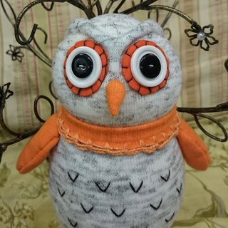 Owl / Doll / Socks Doll