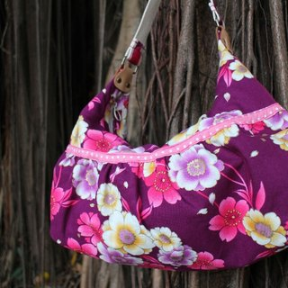 Love the Earth hand-made bag * shoulder bag | stock