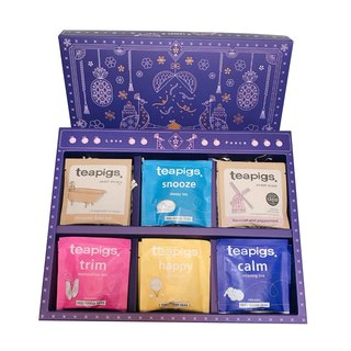 Herbal tea, British tea teapigs, imported, tea bags, delicate wooden boxes
