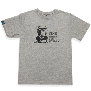 [] Mapus Moai Monday T-shirt