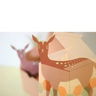 Deer Deer for you card box