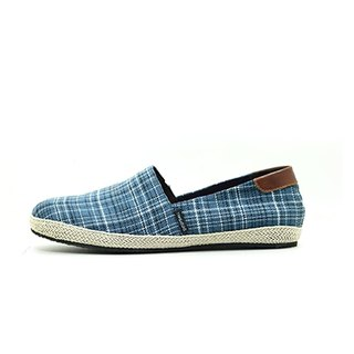 【Dogyball】 JB5 Lite Slip-On Loafers - Denim