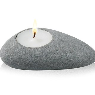 Pebble Candle Holder