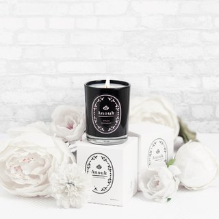 White Bouquet - Anouk Luxury Scented Soy Candle (60g)