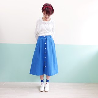 Eleven girl locker own design sapphire blue skirts