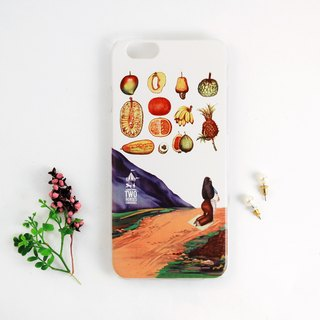 Prayer For Gluttony- iphone 6/6s  Hard case