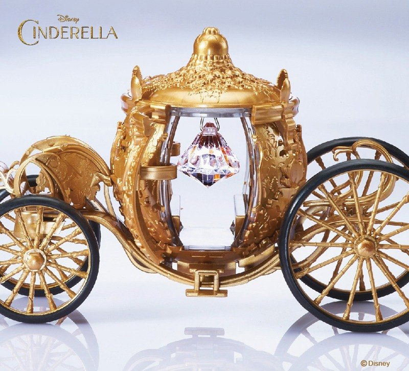 Cinderella Pumpkin Carriage USB LED Situation Light (with remote control) -  Designer infothink  2b7292d7d