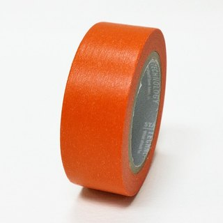 Japan Stalogy and paper tape [Juicy Orange (S1201)] attached cutter