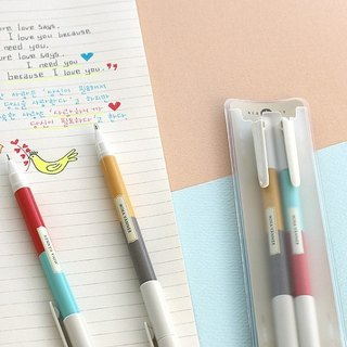 bookfriends-DUO two-color two-headed pen group (2 into) - collide with the primary colors, BZC23862