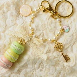 Sweet Dream ☆ 2 ☆ girl's mind hand-made micro gem soft macaroons Stacker / multiple color combinations optional / wedding gift birthday gift small objects sisters