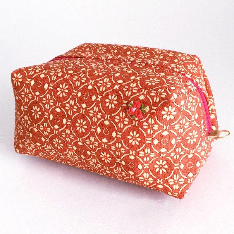 日本傳統圖案和服袋(大)