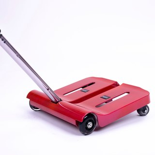 【MYZOO】 MOSI pet universal magnetic car / red
