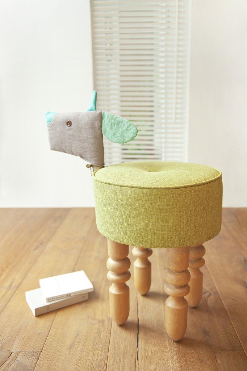 biaugust DECO 動物家俱_動物椅 彩色小羊椅 # 絕版品 #