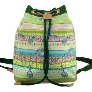 Lancous : Anti-radiation family picnic bag, rucksack, travel bag, picnic mat