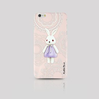 (Rabbit Mint) Mint Rabbit Phone Case - 蕾丝布玛莉 Merry Boo - iPhone 6 Plus (M0019)