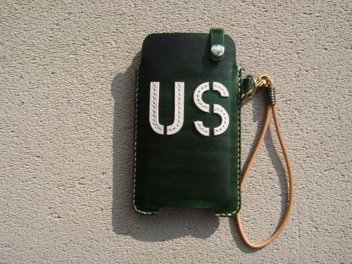 [ISSIS] military style series (2) Full hand-phone Case