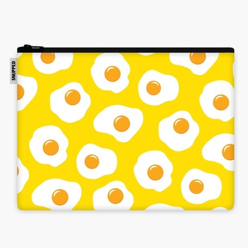 SpaceSuit - Document Pouch - Sunny Side Up (Sunflower Yellow)