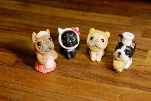 Pet cat doll keychain doll made doll doll custom dog