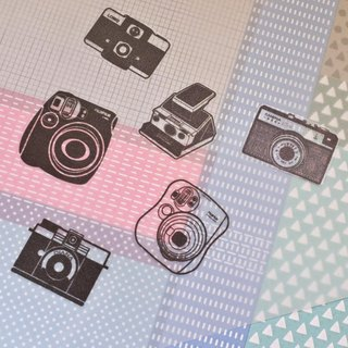 [Sticker] Camera Series 03