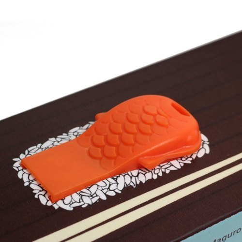 [Dot Design] fish Maguro (USB Card Reader) - Orange