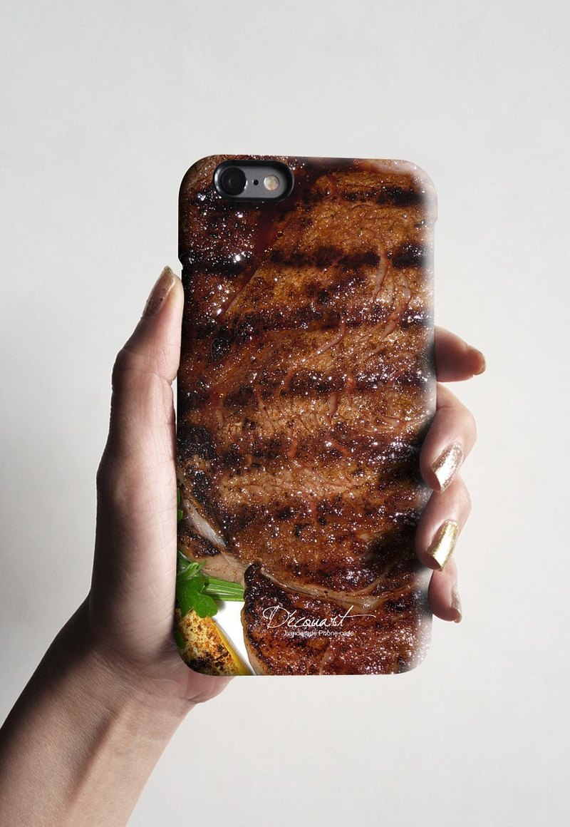 iPhone 6 case, iPhone 6 Plus case, Decouart original design S754 steak