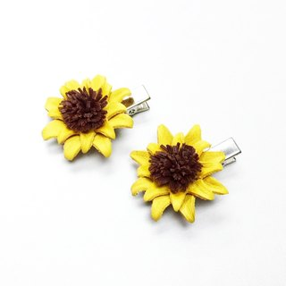 Sunflower small hairpin