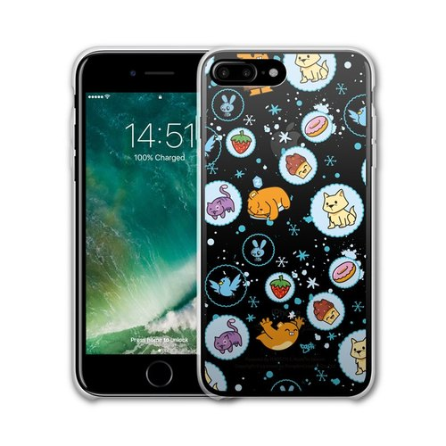 AppleWork iPhone 6/6S/7/8 Plus 原創設計保護殼 - DGPH PSIP-216