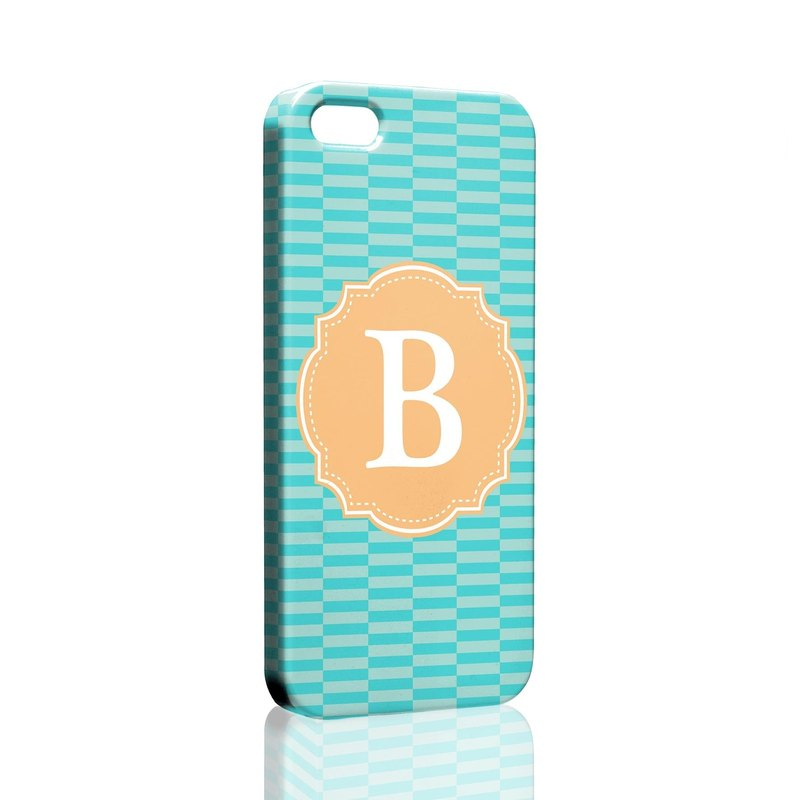 Initial B Custom Samsung S5 S6 S7 note4 note5 iPhone 5 5s 6 6s 6 plus 7 7 plus ASUS HTC m9 Sony LG g4 g5 v10 phone shell mobile phone sets phone shell phonecase