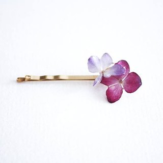 """PS anthomaniac AGFC"" (produced by injection) produced a full three-dimensional real 14K gold plated flower hairpin word folder"