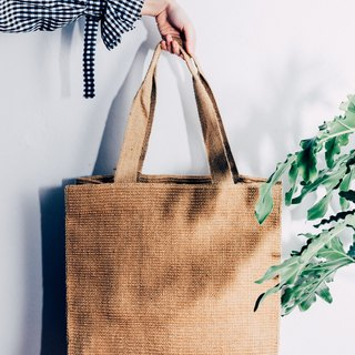 Luxury KK Jute Bag