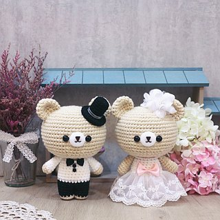 Bear - couple. Wedding Gifts