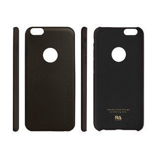 【Rolling Ave.】Ultra Slim iphone 6s plus / 6 plus 手感皮質護套-古銅黑