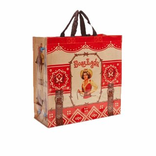 Blue Q large shopping bag - Boss Lady Red big girl (red) (double strap)