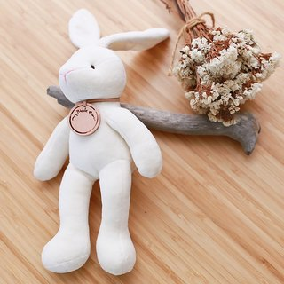 [My little star] handmade organic cotton mini rabbit two