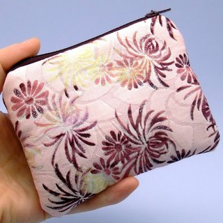 Zipper pouch / coin purse (padded) (ZS-28)