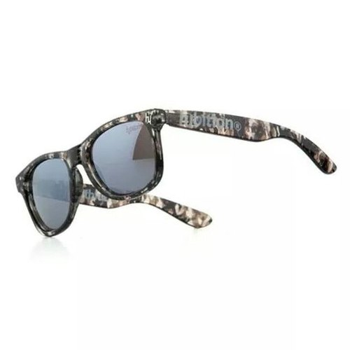 Korea Hybition sunglasses Truthful Toy Glossy Camouflage / Silver Revo Lens camouflage frame / silver mirror