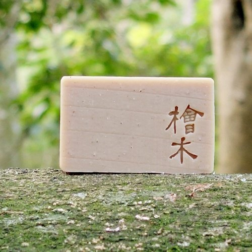 Wenshan hand soap - net heart cypress (bath with hand soap)