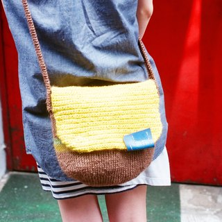 焗 baked potato out shoulder bag
