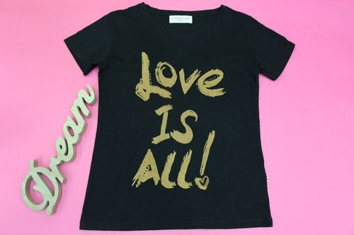 Love is all You Need Hand Painted T-shirt