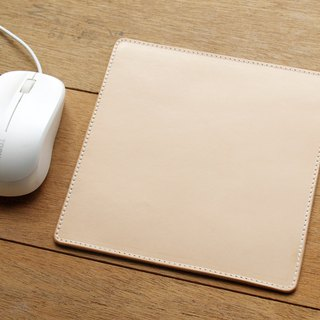 weekenlife - Leather Mouse Pad ( Custom Name ) - Simple Original