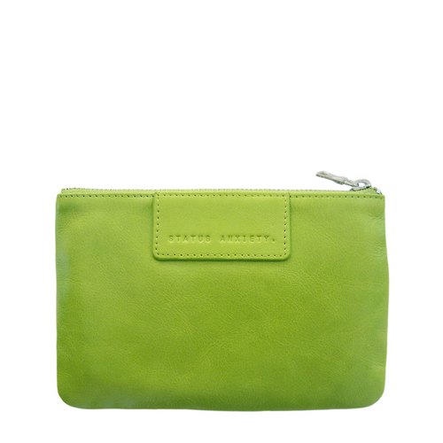 Status Anxiety - MOLLY Flat Clip _Lime / Lyme Green